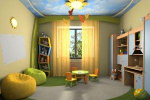 шторы для детской для мальчика фото