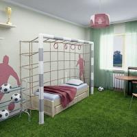 шторы в детскую комнату для мальчика фото 10