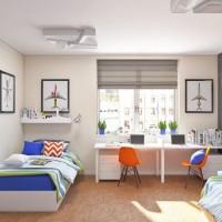 шторы в детскую комнату для мальчика фото 19