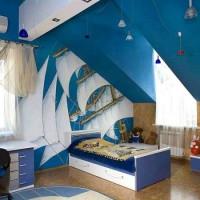 шторы в детскую комнату для мальчика фото 24