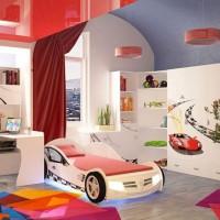 шторы в детскую комнату для мальчика фото 27