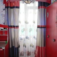 шторы в детскую комнату для мальчика фото 32