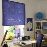 шторы в детскую комнату для мальчика фото 9