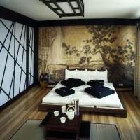 интерьер в японском стиле фото 2
