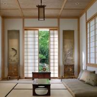 интерьер в японском стиле фото 33