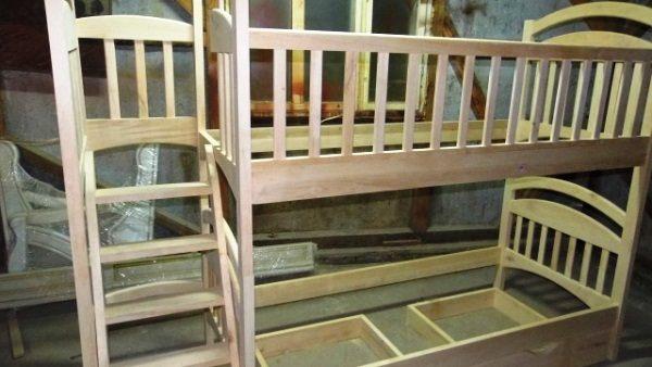 двухъярусная кровать для детей фото 10