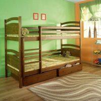 двухъярусная кровать для детей фото 15