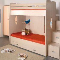двухъярусная кровать для детей фото 19