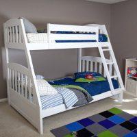 двухъярусная кровать для детей фото 20