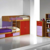 двухъярусная кровать для детей фото 25