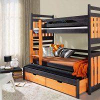 двухъярусная кровать для детей фото 30