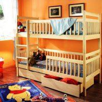 двухъярусная кровать для детей фото 31