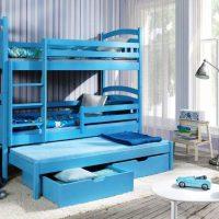 двухъярусная кровать для детей фото 32
