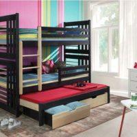 двухъярусная кровать для детей фото 33