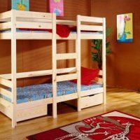 двухъярусная кровать для детей фото 34