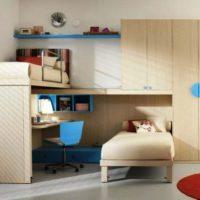 двухъярусная кровать для детей фото 41
