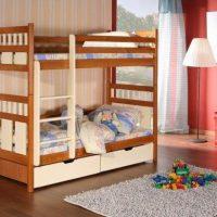 двухъярусная кровать для детей фото 49