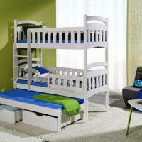 двухъярусная кровать для детей фото 51