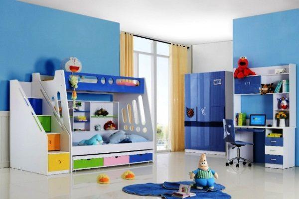 двухъярусная кровать для детей фото 7