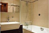дизайн маленькой ванной комнаты без туалета фото