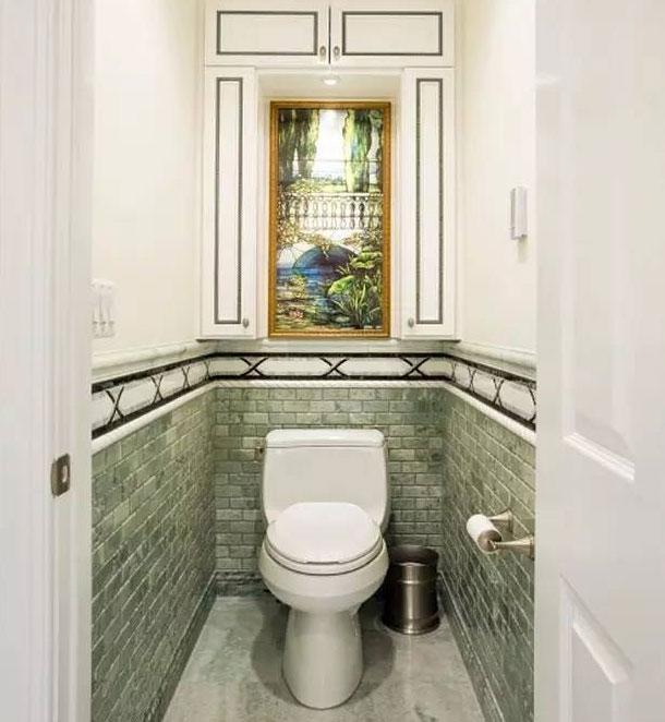 маленький туалет дизайн фото