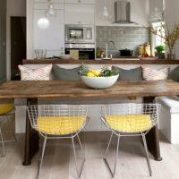 кухонный уголок фото 22