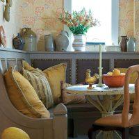 кухонный уголок фото 31