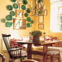 кухонный уголок фото 32