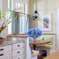 кухонный уголок фото 33