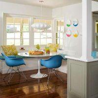 кухонный уголок фото 47