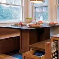 кухонный уголок фото 5