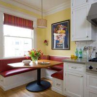 кухонный уголок фото 55