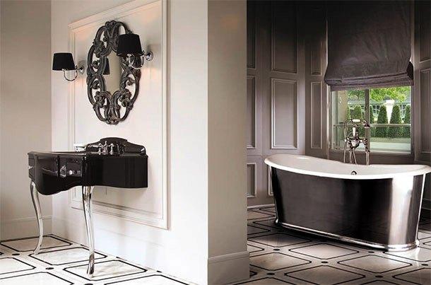 мебель для ванной комнаты фото 17