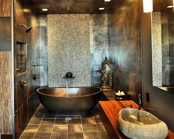 мебель для ванной комнаты фото 21