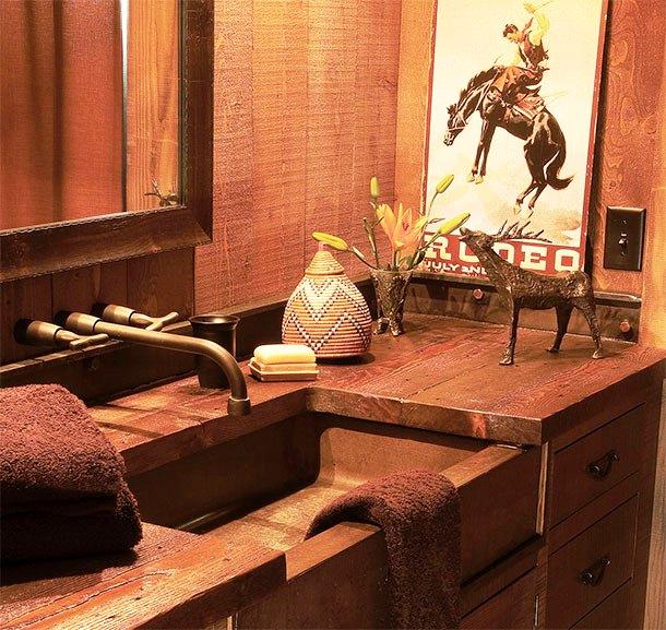 мебель для ванной комнаты фото 22