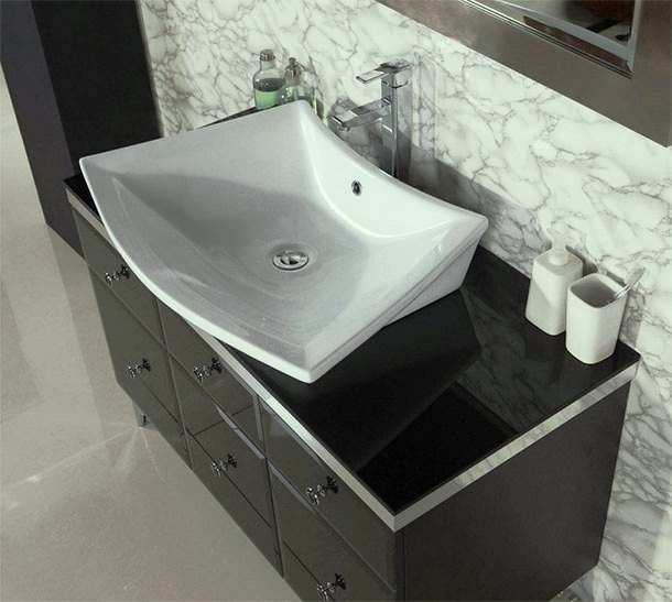 мебель для ванной комнаты фото 25
