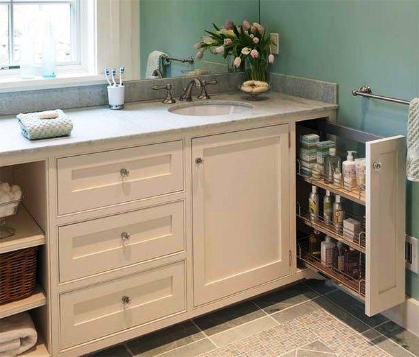 мебель для ванной комнаты фото 27