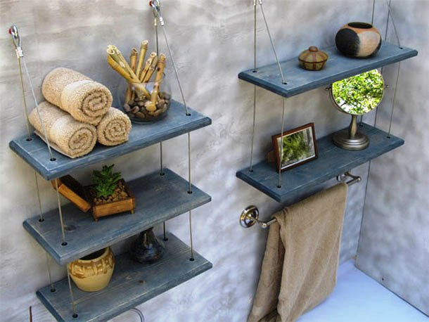 мебель для ванной комнаты фото 29
