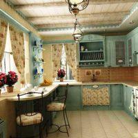 образцы штор на кухню фото 12