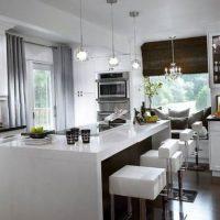 образцы штор на кухню фото 14