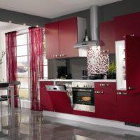 образцы штор на кухню фото 15