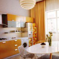 образцы штор на кухню фото 17