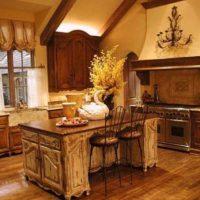 образцы штор на кухню фото 18