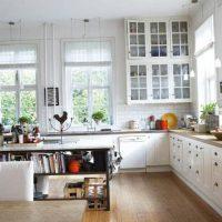 образцы штор на кухню фото 19