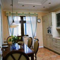 образцы штор на кухню фото 23