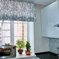 образцы штор на кухню фото 24
