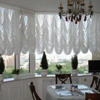 образцы штор на кухню фото 29