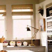 образцы штор на кухню фото 30