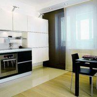 образцы штор на кухню фото 35