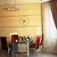 образцы штор на кухню фото 37